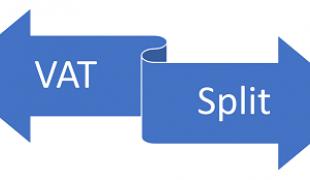 VAT split - podzielona płatność