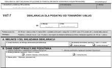 deklaracja VAT 7 (20)